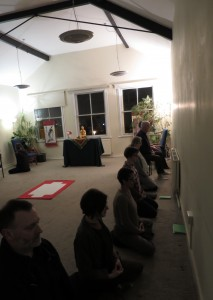 Meditation Group 21 March 2016